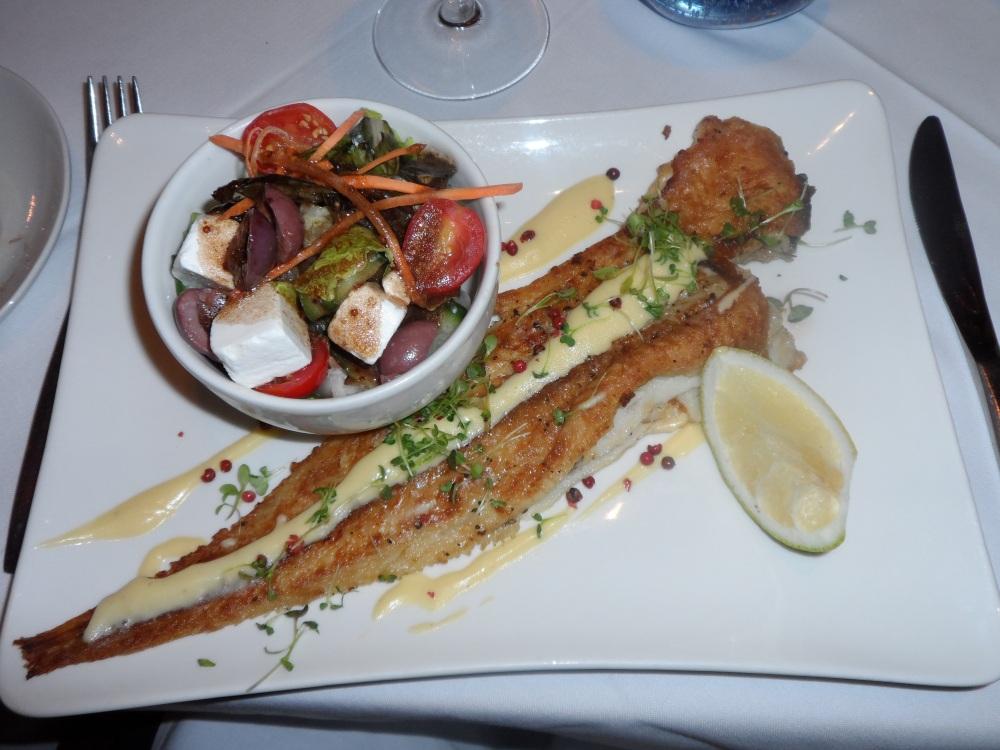 zenzero fish